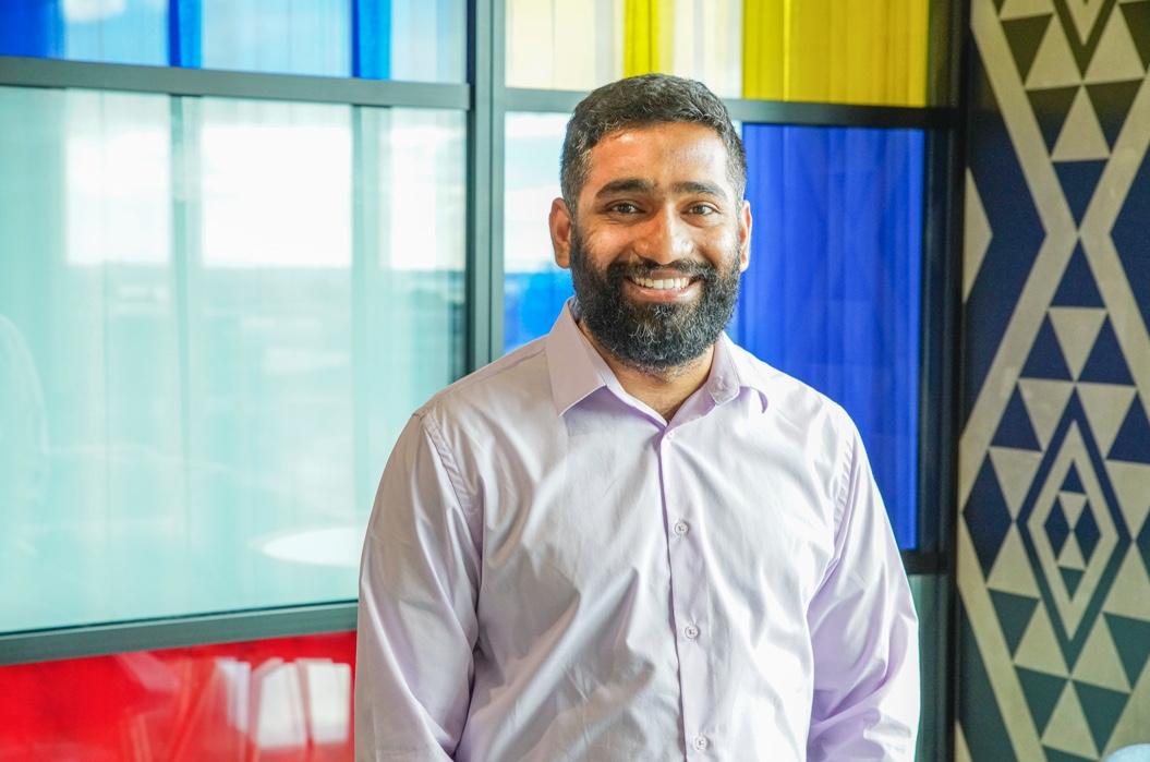 TRACK Aotearoa appoints as first dedicated data scientist Akilesh Chokkanathapuram