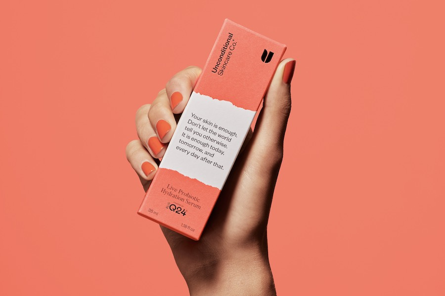 Unconditional Skincare Co. addresses the impact of beauty messaging on women's self-esteem through new campaign via YoungShand