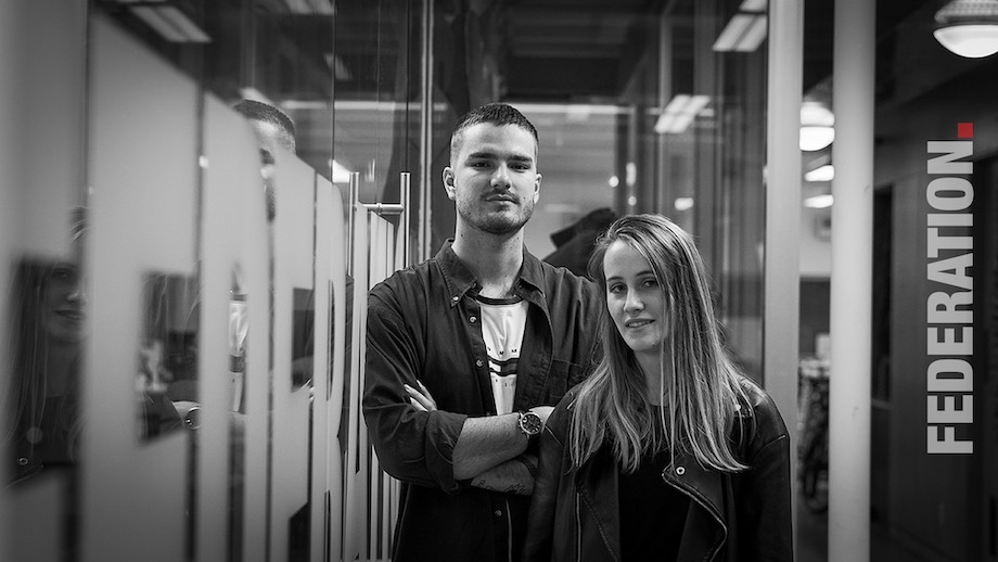 FEDERATION lures creative duo Andrew Hathaway and Kelly France from Stanley St