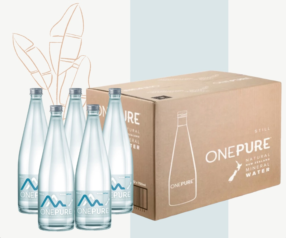 ONEPURE Artesian Water appoints Chemistry as brand and global marketing partner
