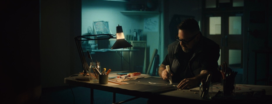 Fish&Clips' Jeff Wood lights up the night in the latest campaign for Jaguar New Zealand