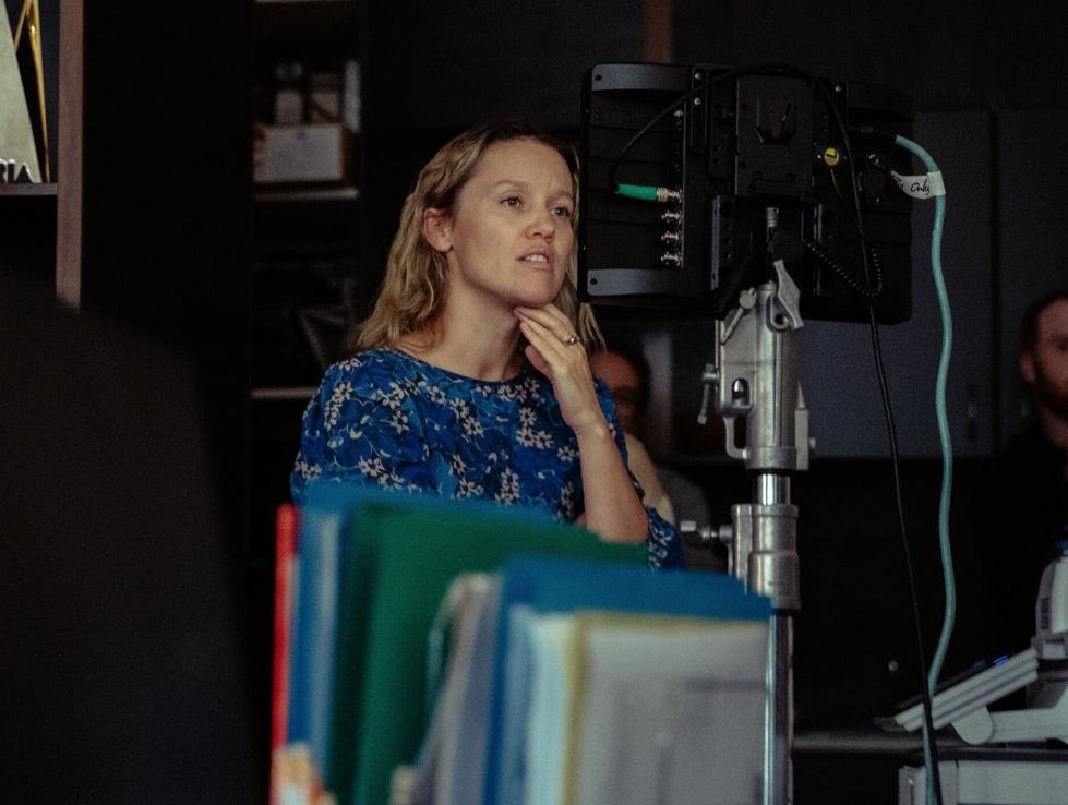 Collider signs director Charlotte Evans