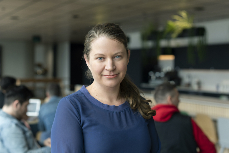 Q&A with DDB CD Christie Cooper on NZ's self-deprecating humour and her love of mentoring