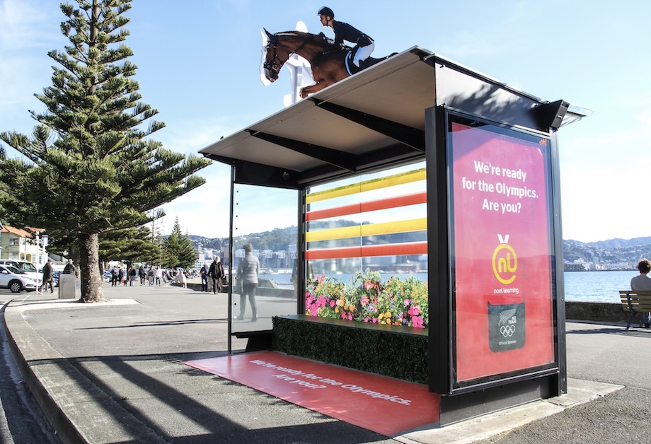 Noel Leeming Happy to Help Kiwis Get Olympics-Ready in new campaign via TBWA\NZ