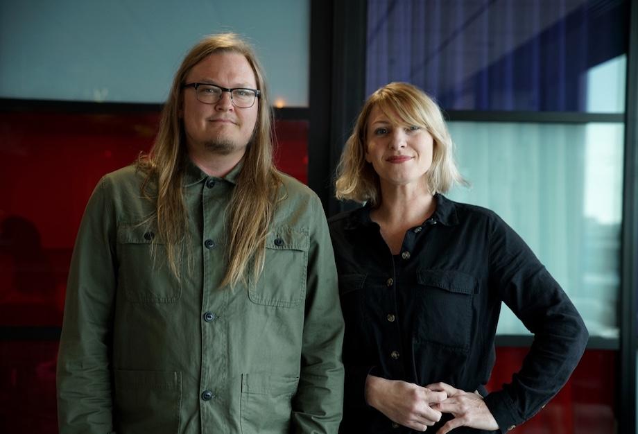 Peter Wujkowski and Gaelyn Churchill join TRACK Aotearoa in senior creative roles