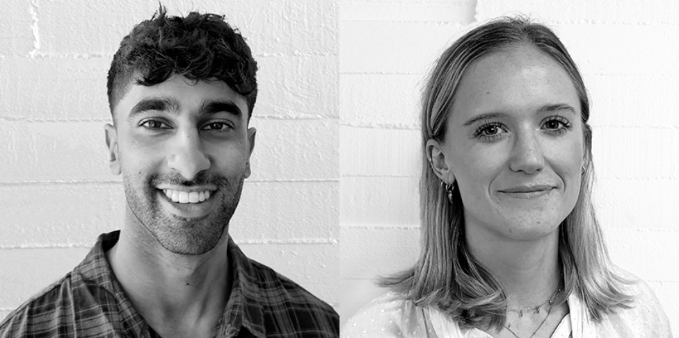 Perceptive announces 2022 Talent Programme intake with The Clemenger Group, hires graduates Amy Galvin and Jayson Soma full-time