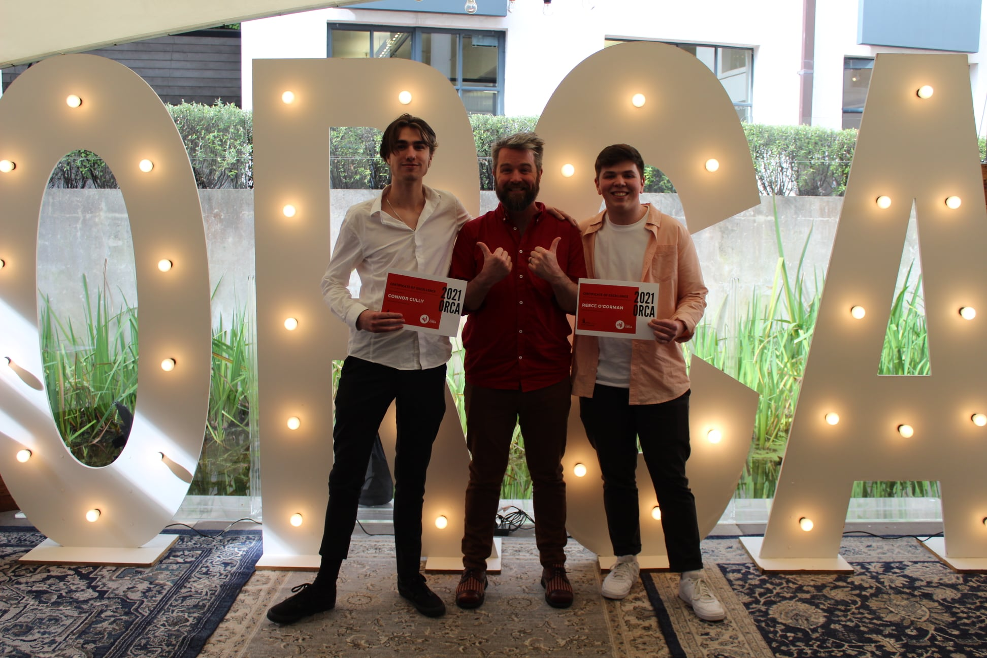 FCB's Adam Redmond and Emerson Hunt win Grand Orca for PAK'nSAVE 'Meat Hijack'
