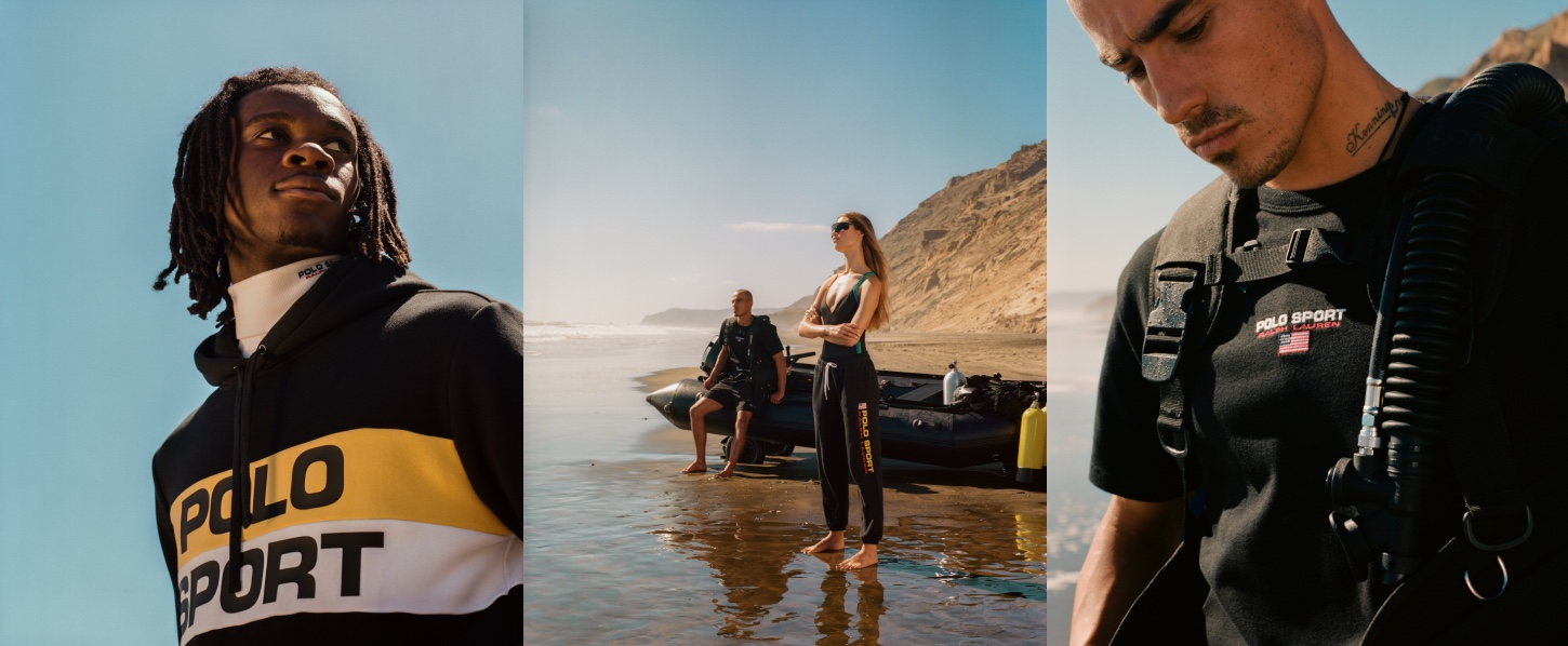 Q&A with director Tom Gould on shooting Ralph Lauren's new Polo Sport campaign in Aotearoa