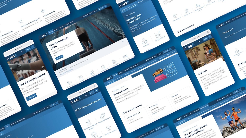 ANZ New Zealand launches new anz.co.nz digital experience platform via CHEP Tech