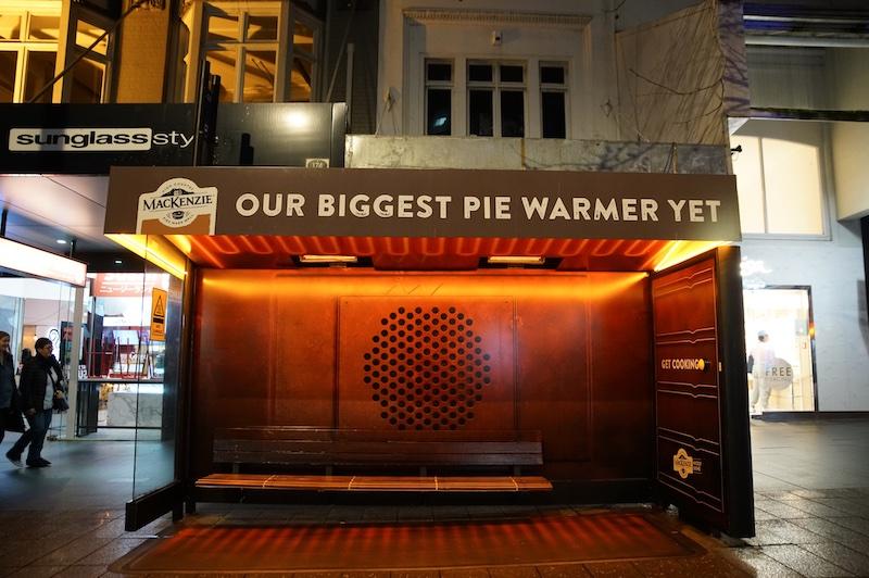 Goodman Fielder creates MacKenzie's largest pie warmer yet in new campaign via DDB NZ