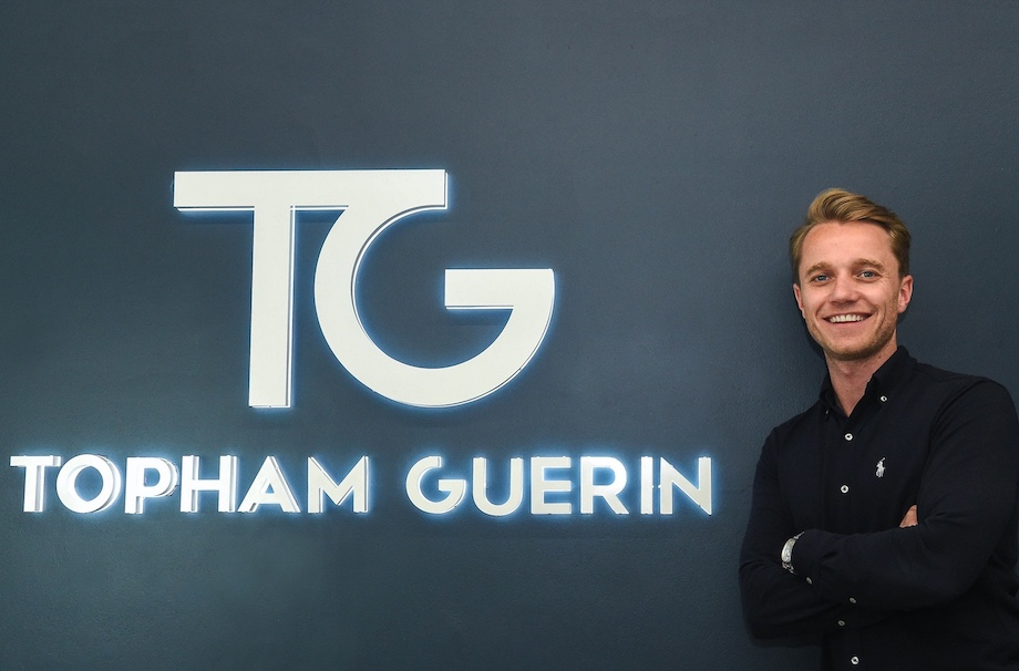Aussie Sam Newton involved in life-saving covid campaign named APAC MD at Topham Guerin