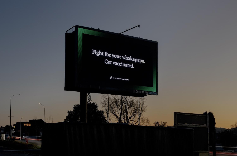 Te Whānau O Waipareira launches 'Fight for your whakapapa' vaccination push in new campaign via Motion Sickness