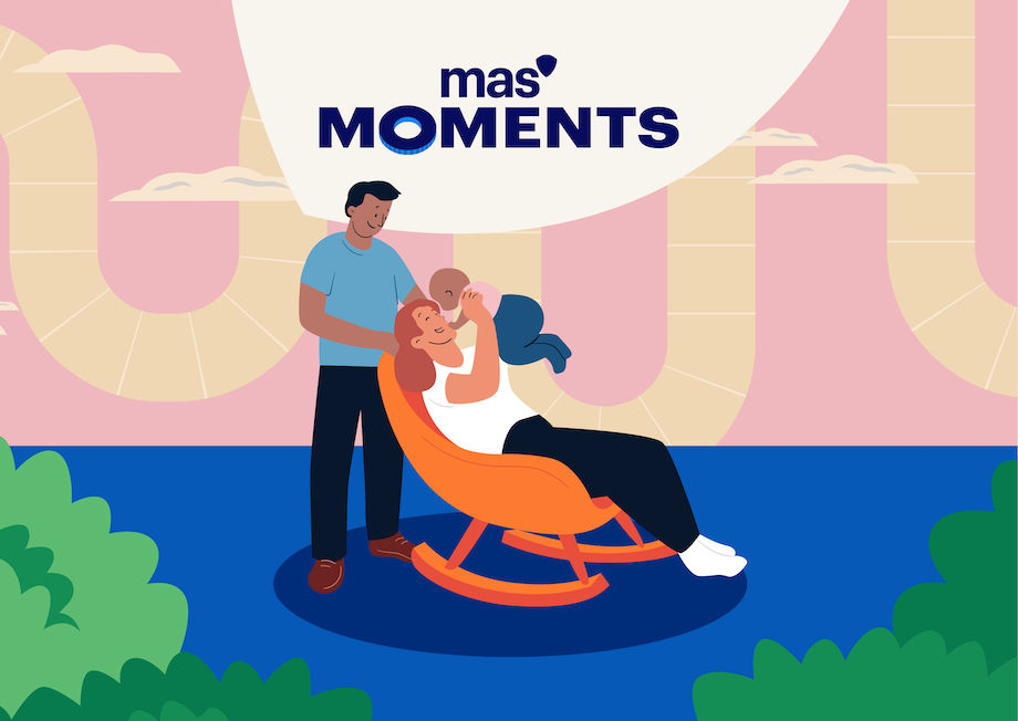 MAS helps customers think ahead with new 'game of life' online experience via Method