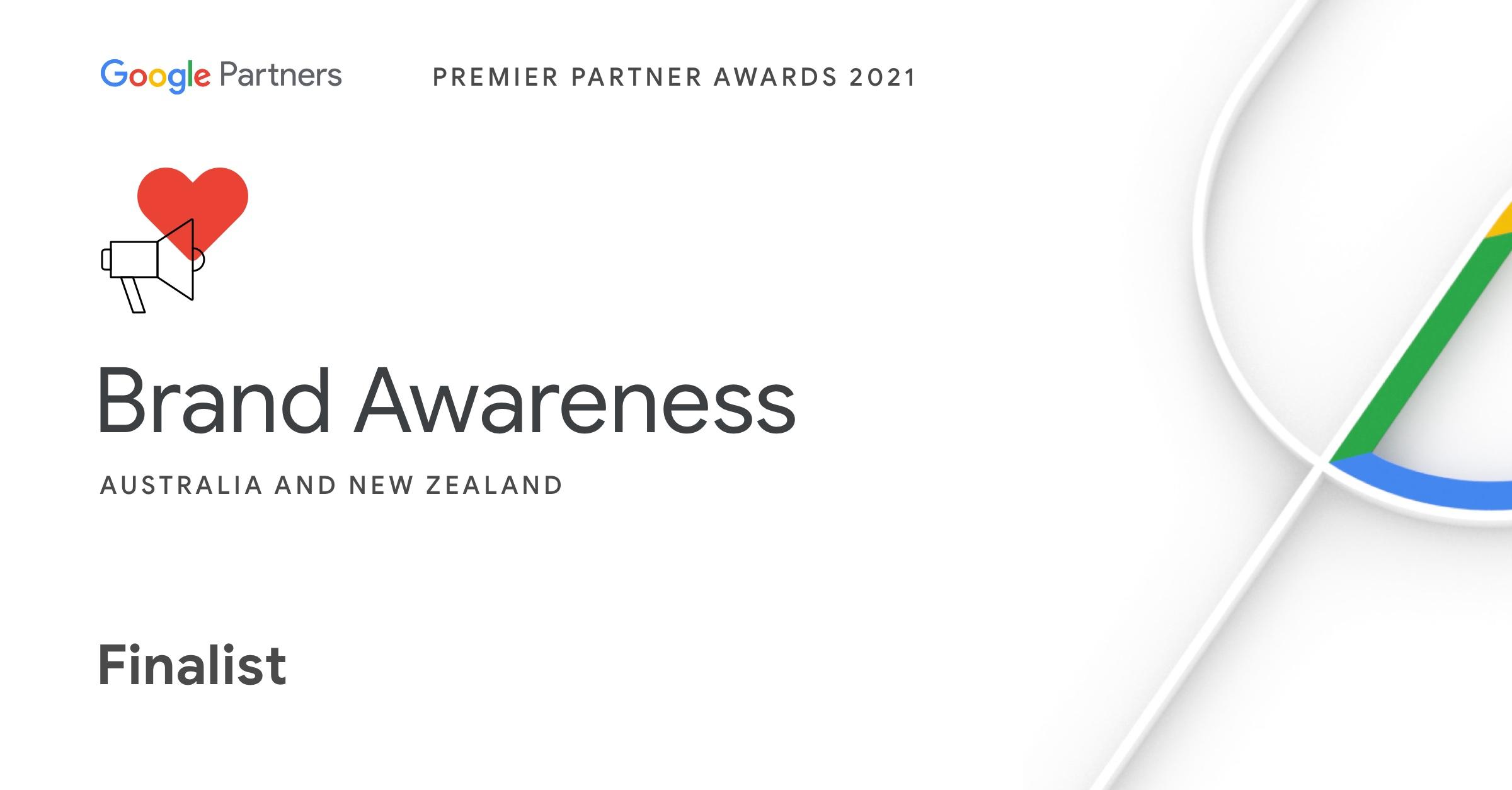 In Marketing We Trust named Google Premier Partner of the Year finalist