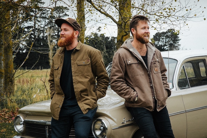 Introducing The Beards: A new name and fresh look for New Zealand production company